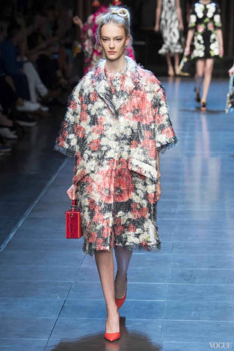 Dolce & Gabbana весна-лето 2016 #75