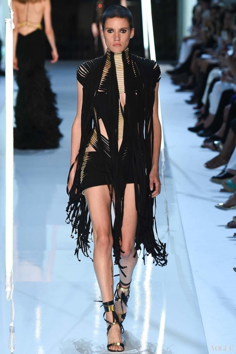 Alexandre Vauthier Couture осень-зима 2015/2016 #3