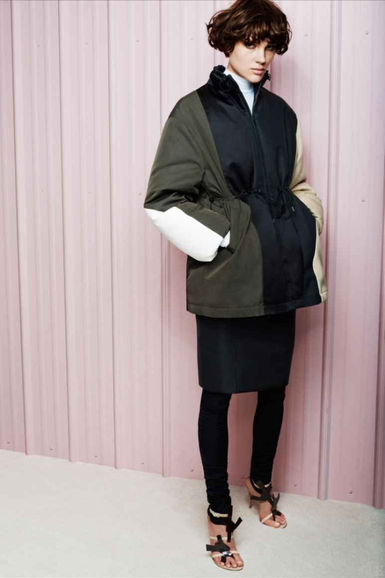 Acne Couture весна-лето 2013 #9