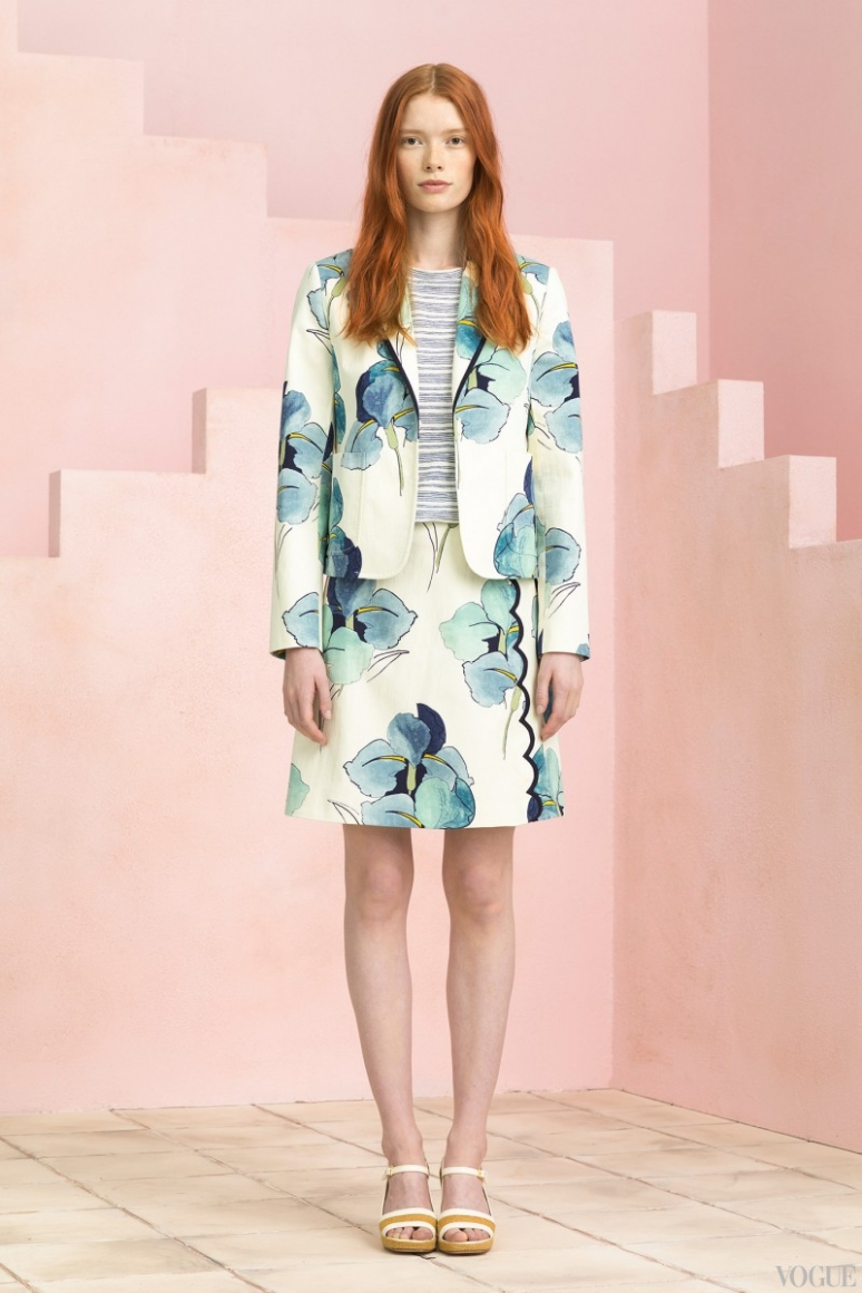 Tory Burch Resort 2015 #12