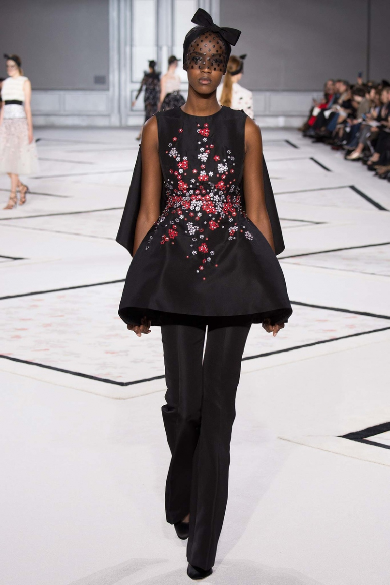 Giambattista Valli Couture весна-лето 2015 #30