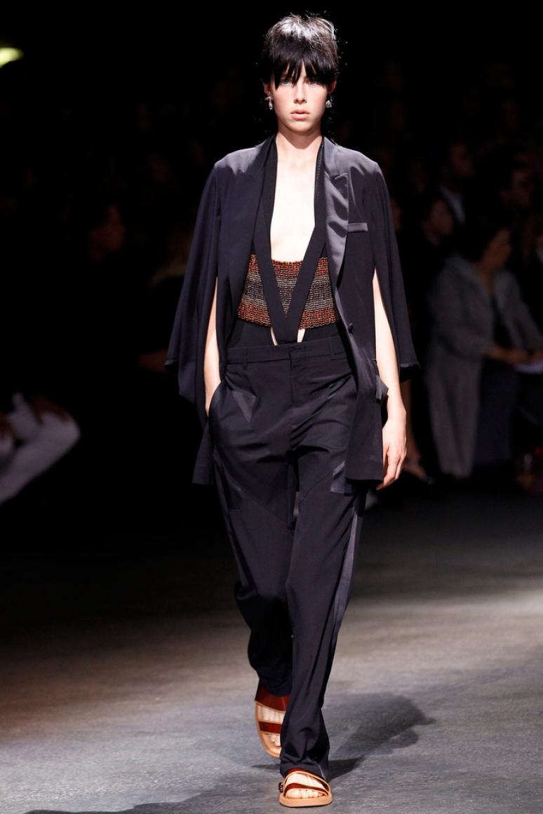 Givenchy весна-лето 2014 #29