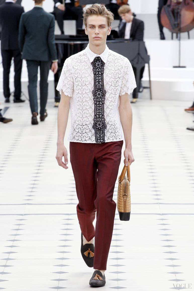 Burberry Prorsum Menswear весна-лето 2016 #14