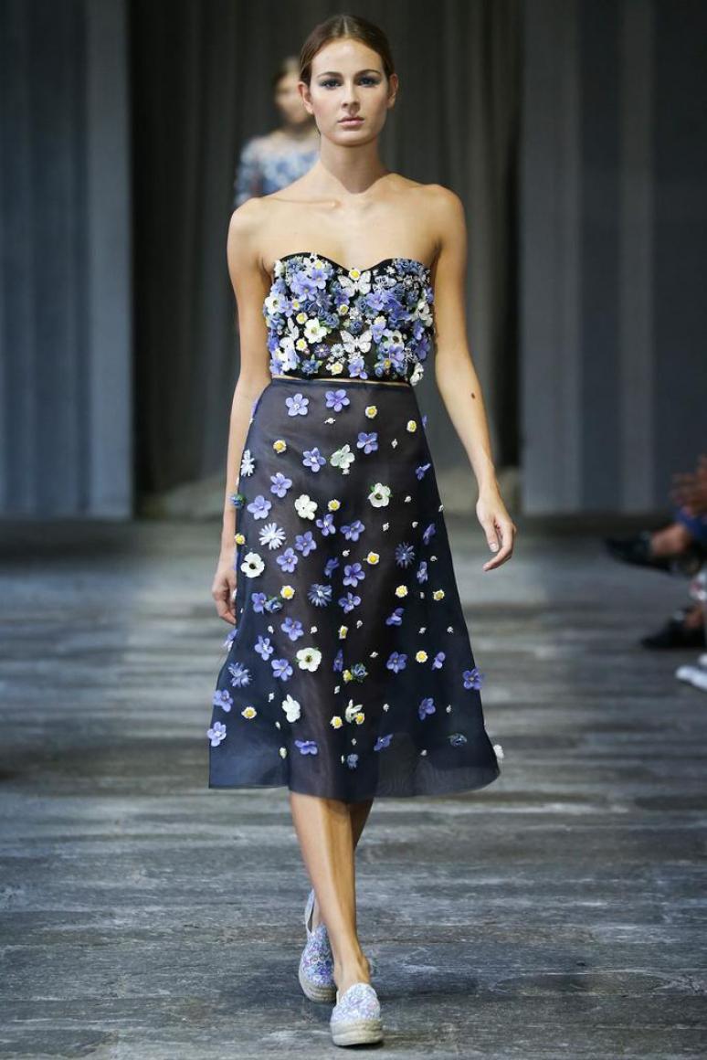 Luisa Beccaria весна-лето 2015 #28