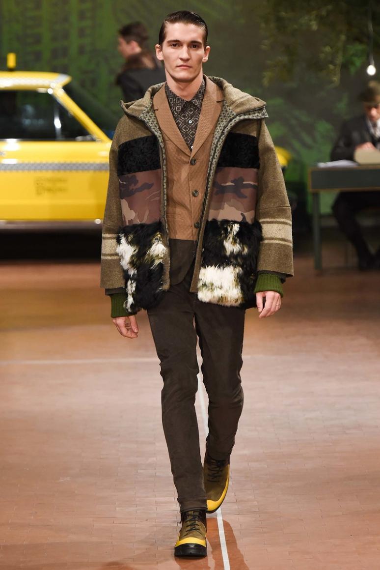 Antonio Marras Menswear осень-зима 2015/2016 #39