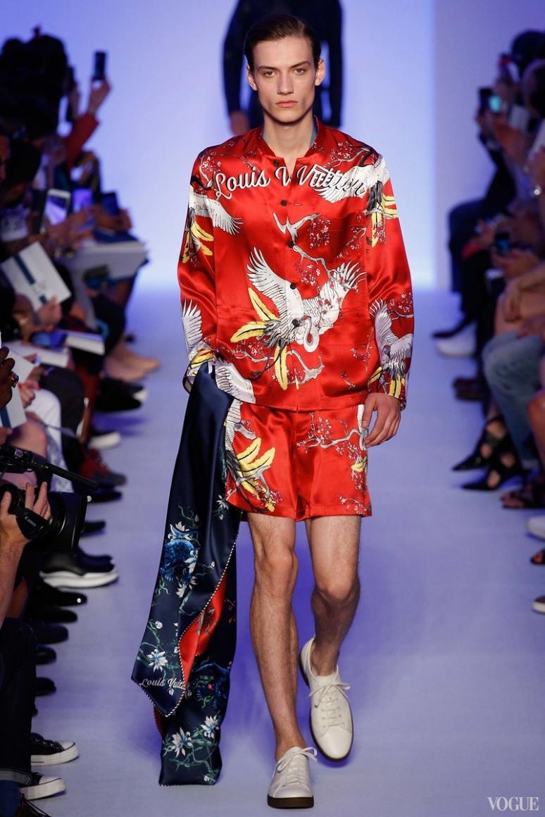 Louis Vuitton Menswear весна-лето 2016 #35