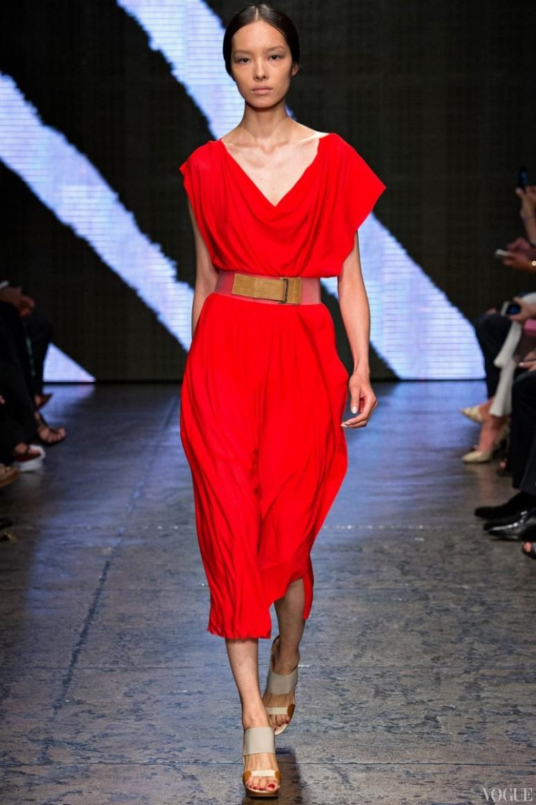 Donna Karan весна-лето 2015 #25