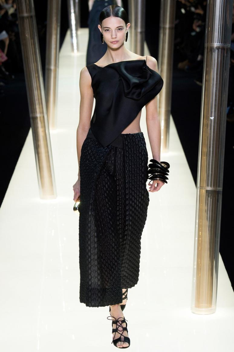 Armani Priv? Couture весна-лето 2015 #45