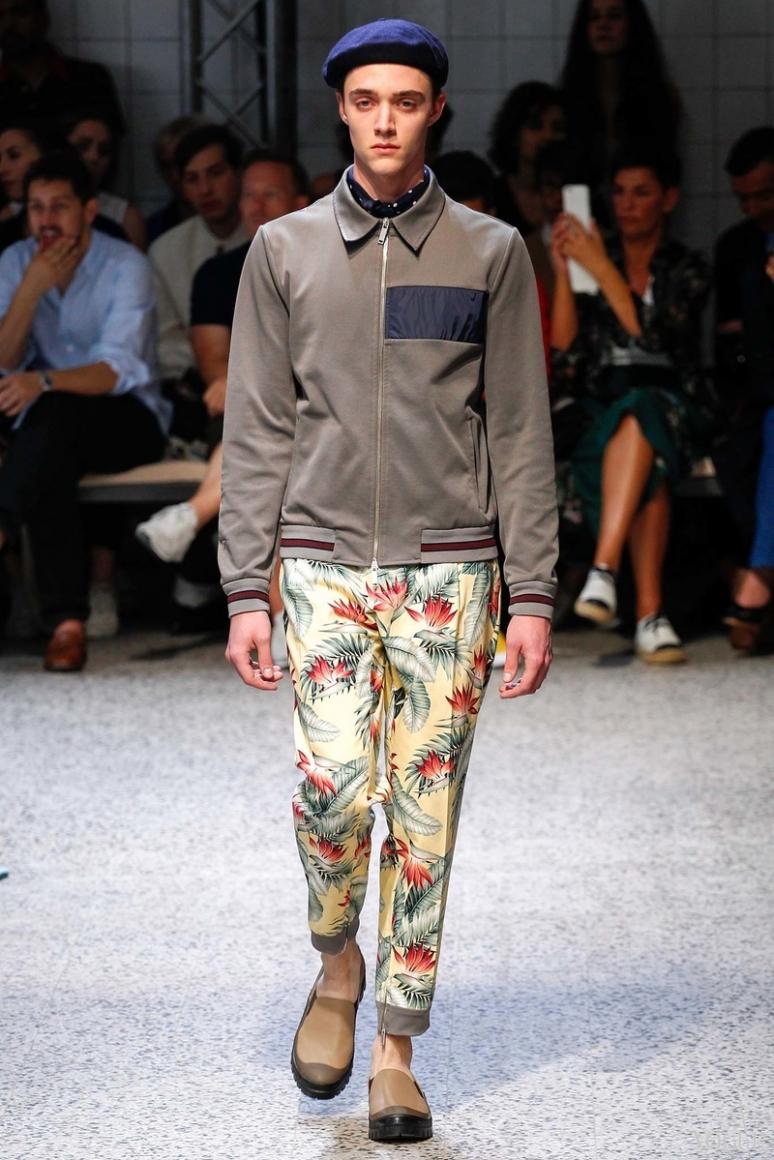 Antonio Marras Menswear весна-лето 2016 #18