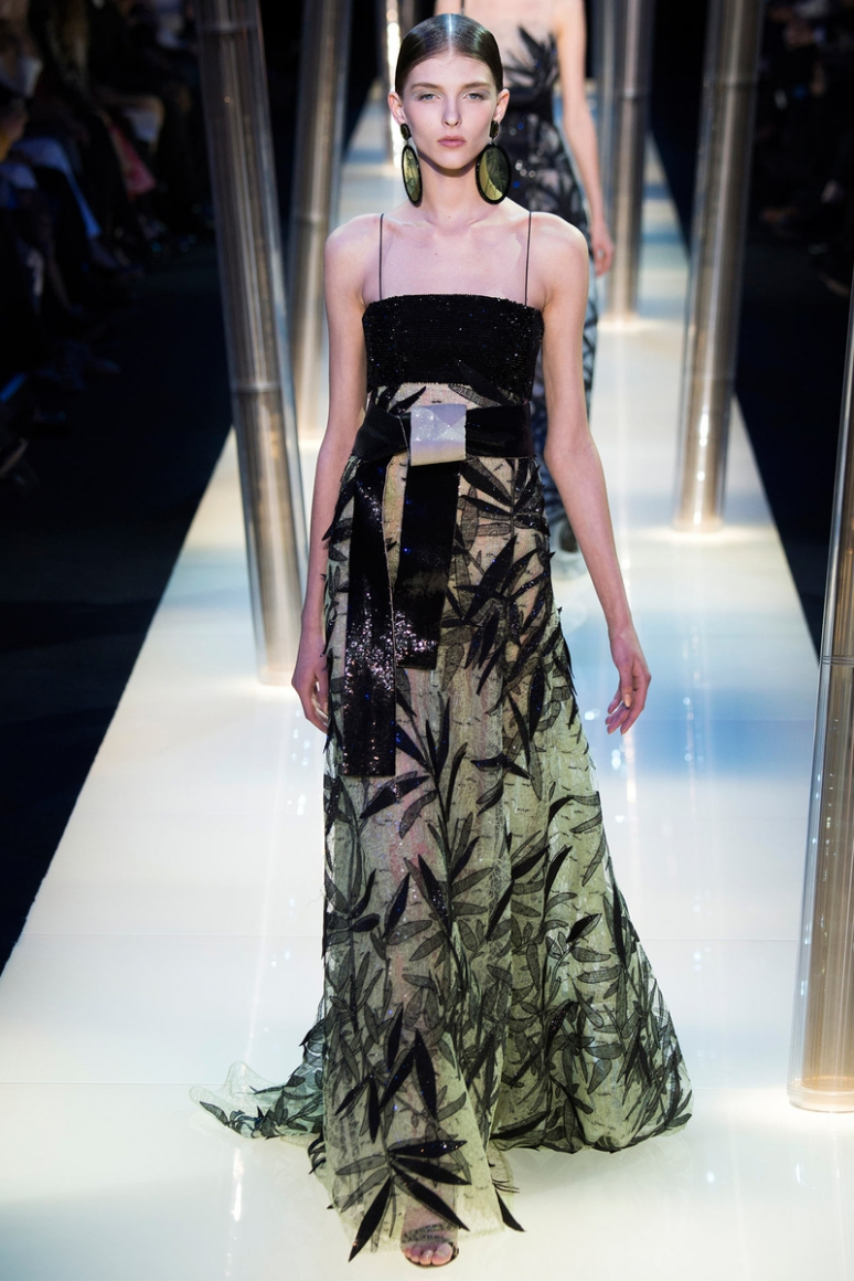 Armani Priv? Couture весна-лето 2015 #20