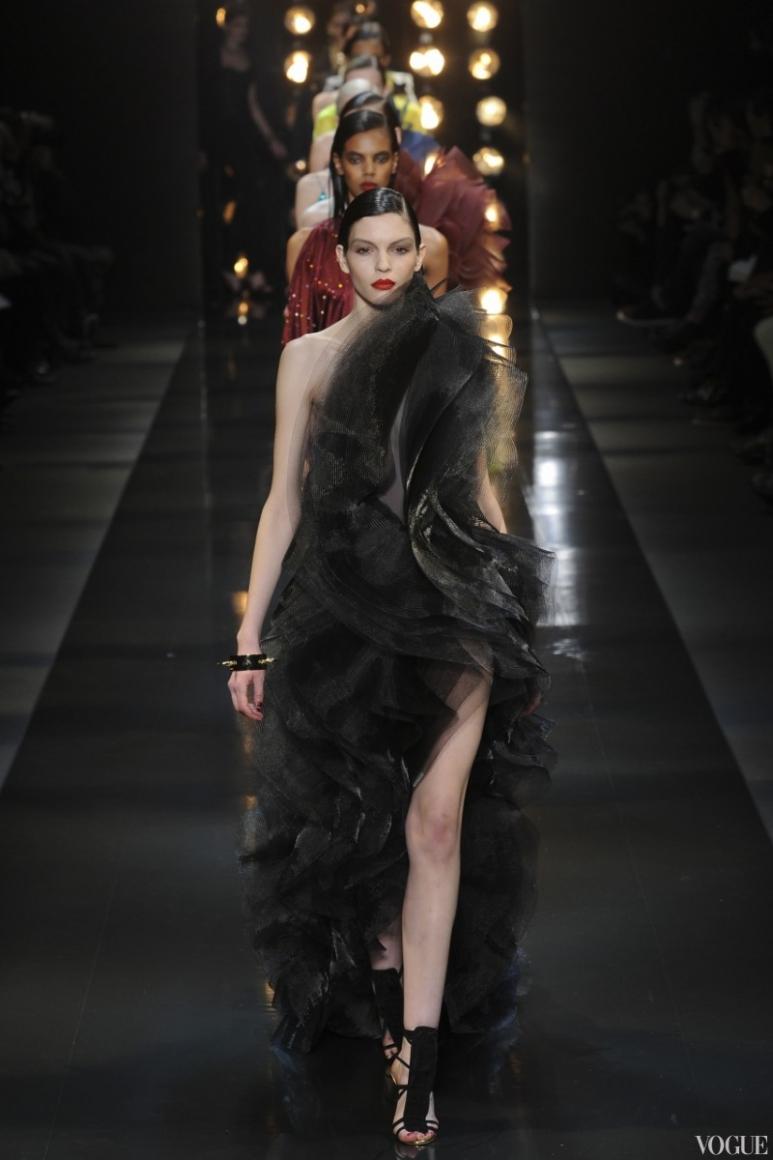 Alexandre Vauthier Couture весна-лето 2014 #1