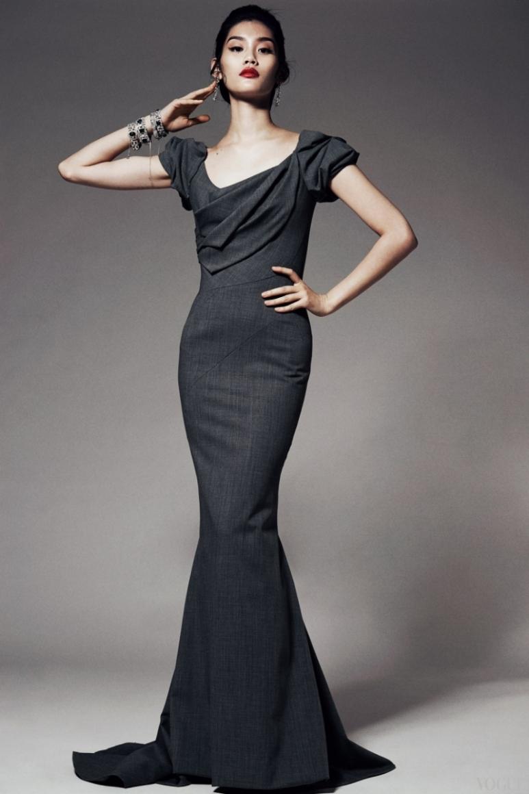 Zac Posen Couture весна-лето 2013 #2
