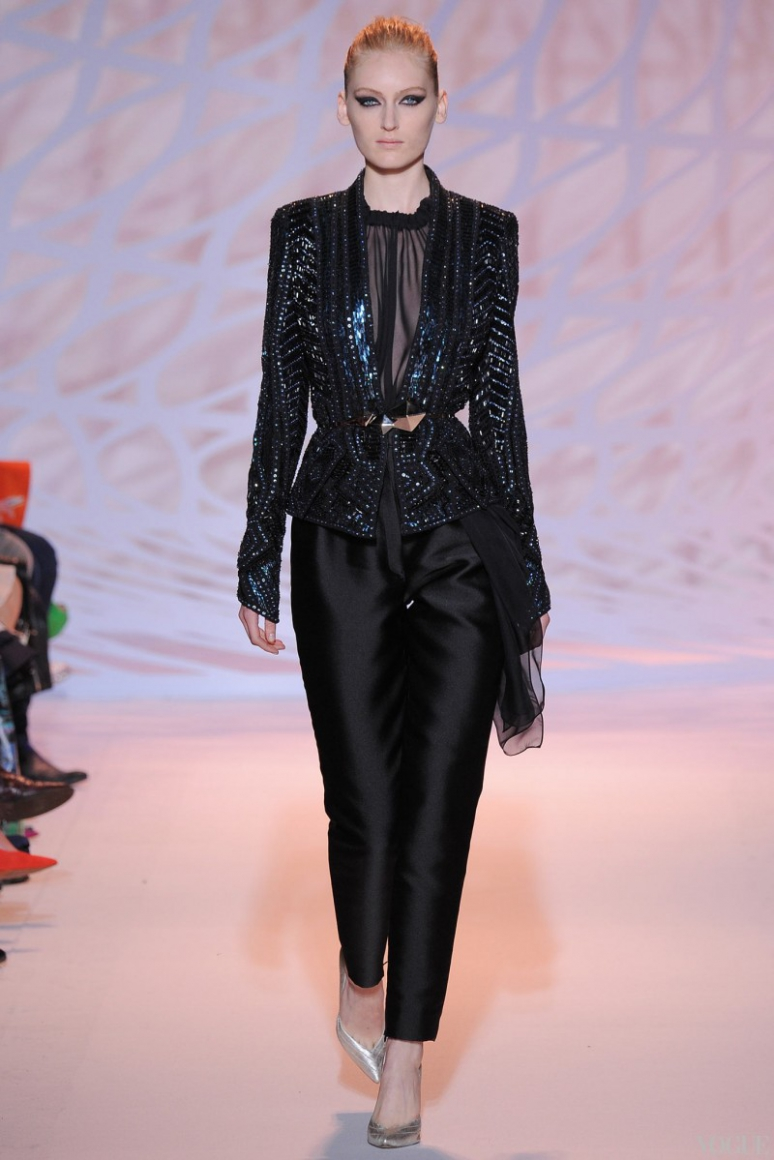 Zuhair Murad Couture осень-зима 2014/2015 #34