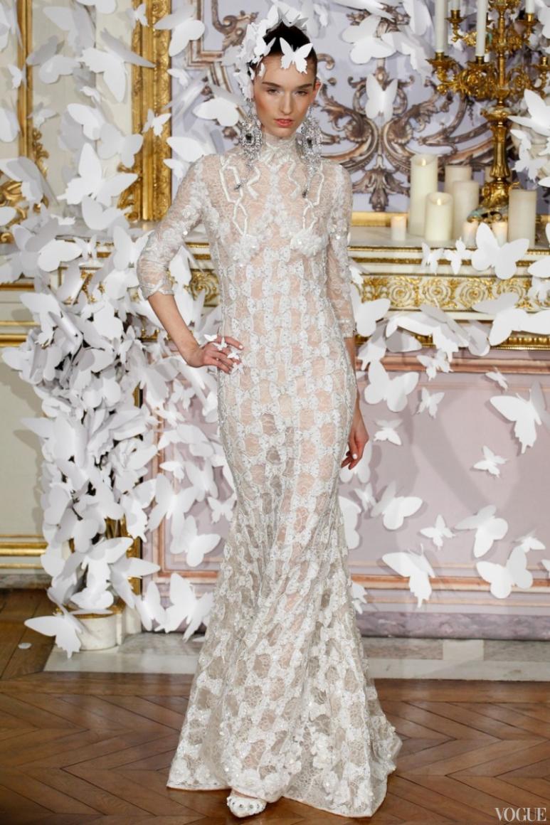 Alexis Mabille Couture весна-лето 2014 #6