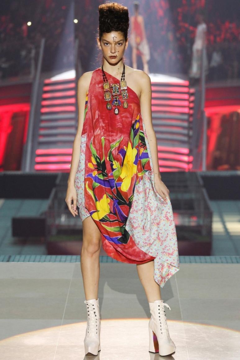 Vivienne Westwood весна-лето 2014 #44
