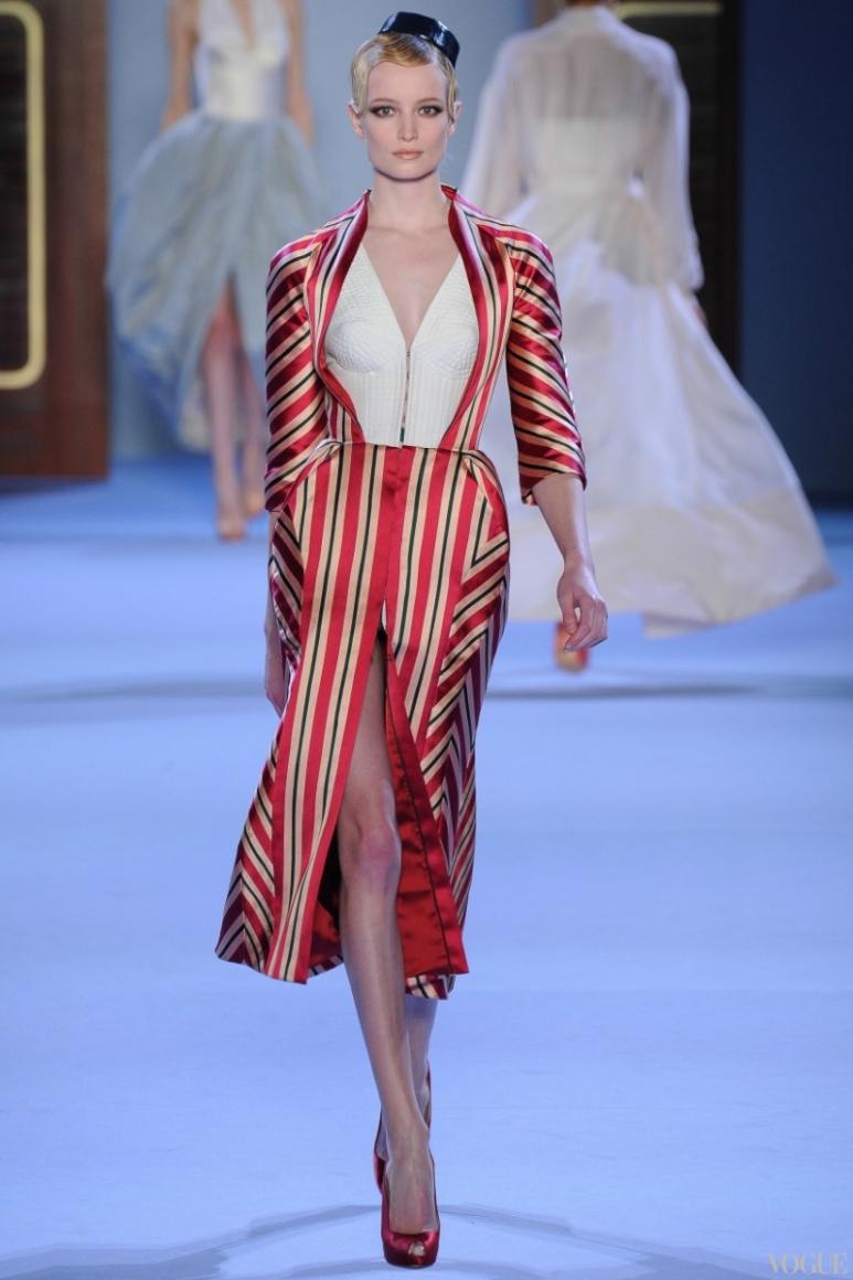 Ulyana Sergeenko Couture весна-лето 2014 #41