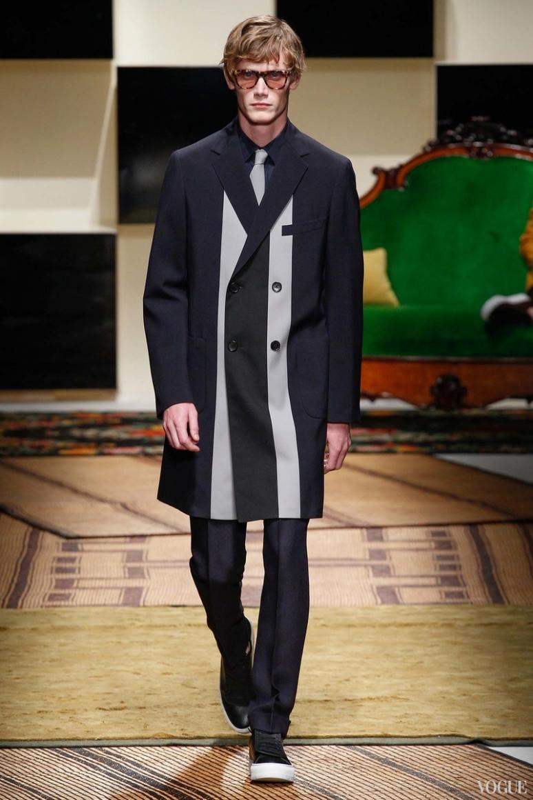 Salvatore Ferragamo Menswear весна-лето 2016 #5