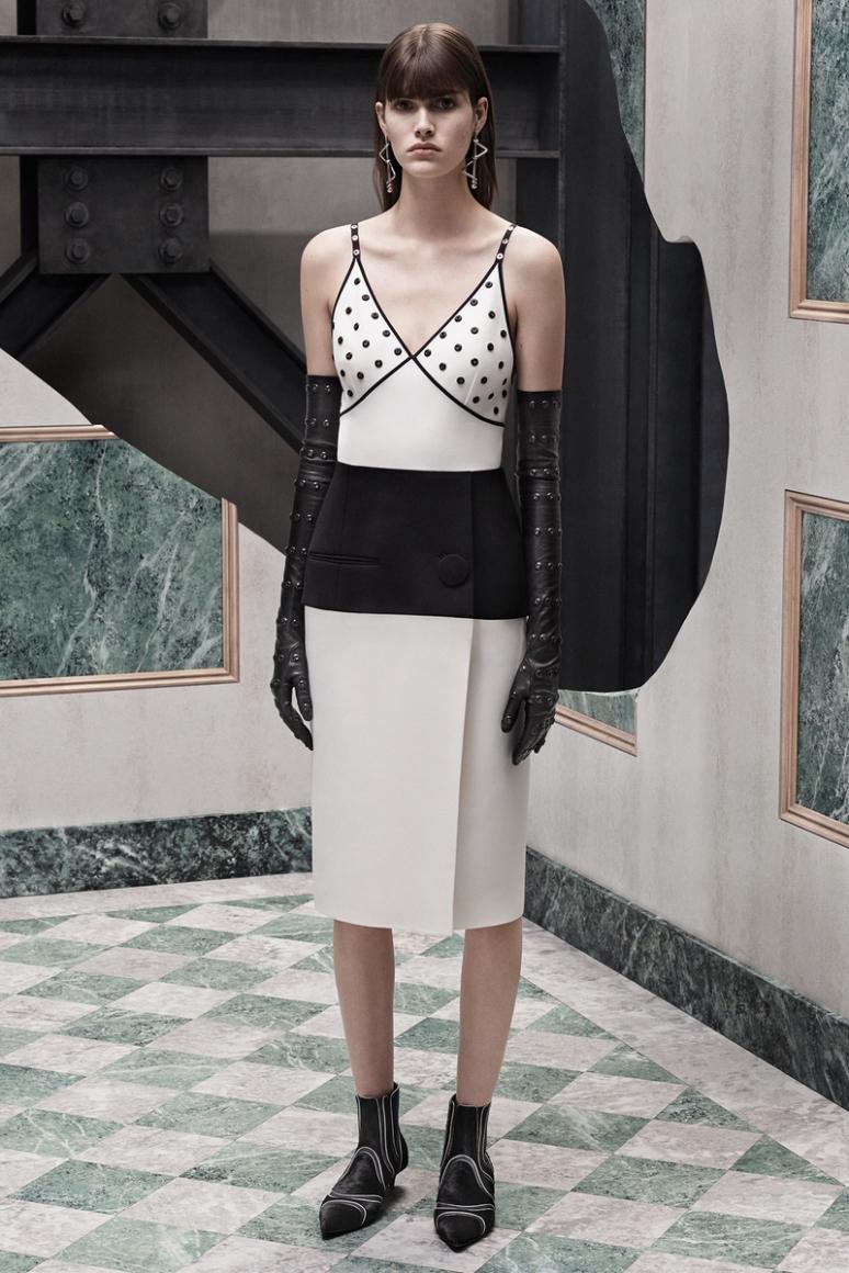 Balenciaga Pre-Fall 2015 #12