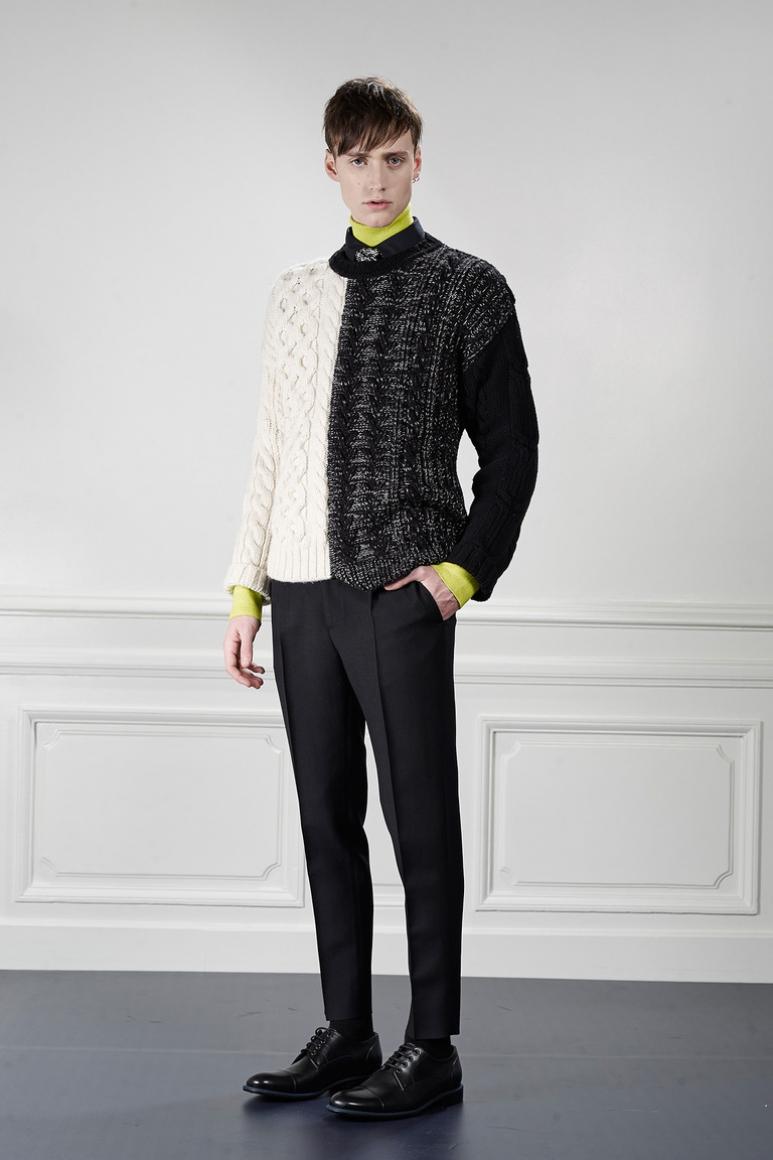 Viktor & Rolf Menswear осень-зима 2015/2016 #16