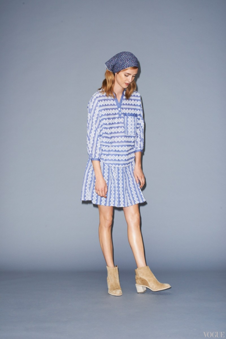 Band Of Outsiders Resort 2015 #21