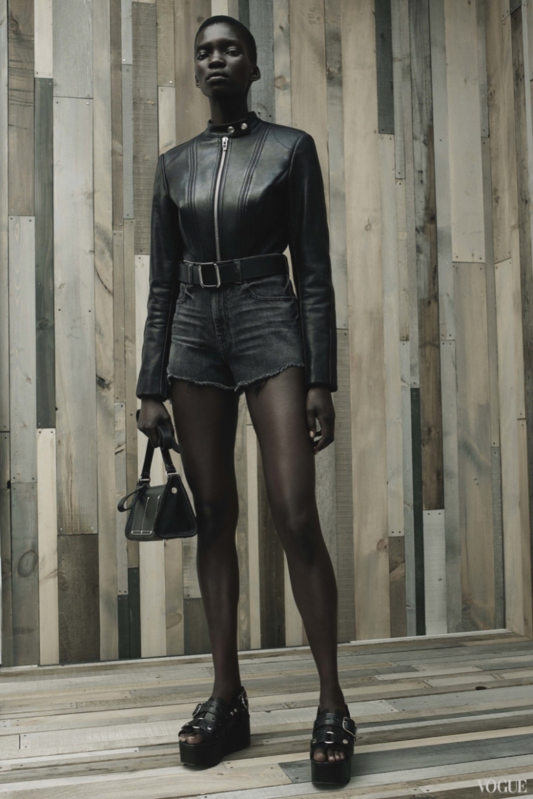 Alexander Wang Resort 2016 #15