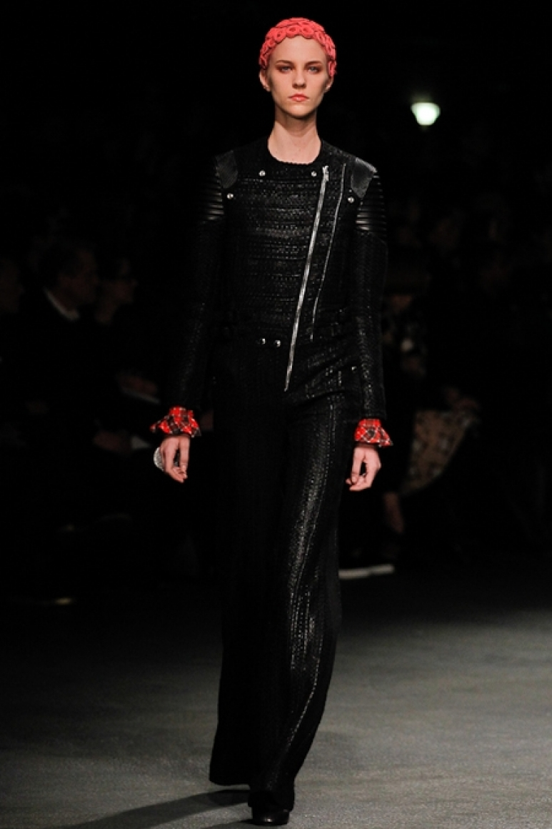 Givenchy осень-зима 2013/2014 #46