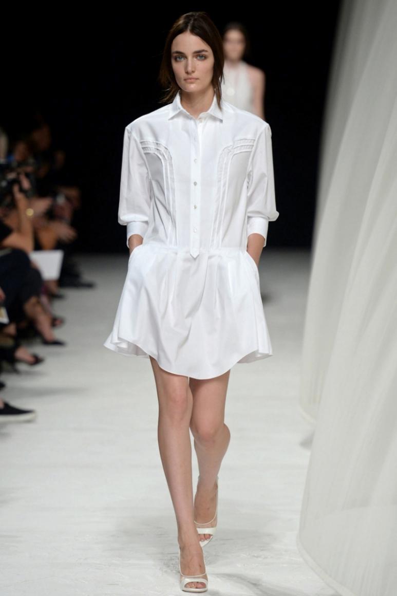 Nina Ricci весна-лето 2014 #47