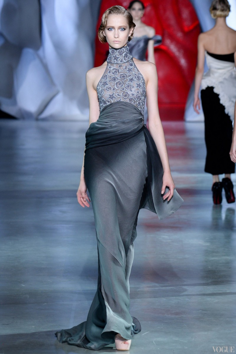 Ulyana Sergeenko Couture осень-зима 2014/2015 #20