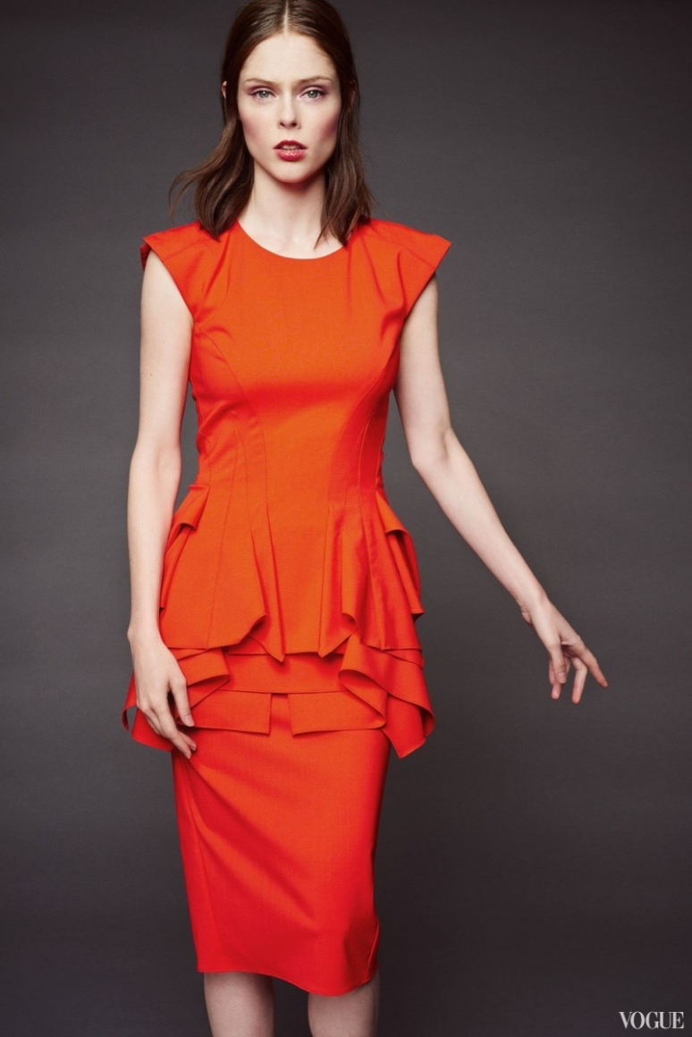 Zac Posen Resort 2016 #14