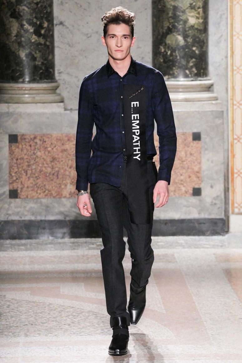 Roberto Cavalli Menswear осень-зима 2015/2016 #37