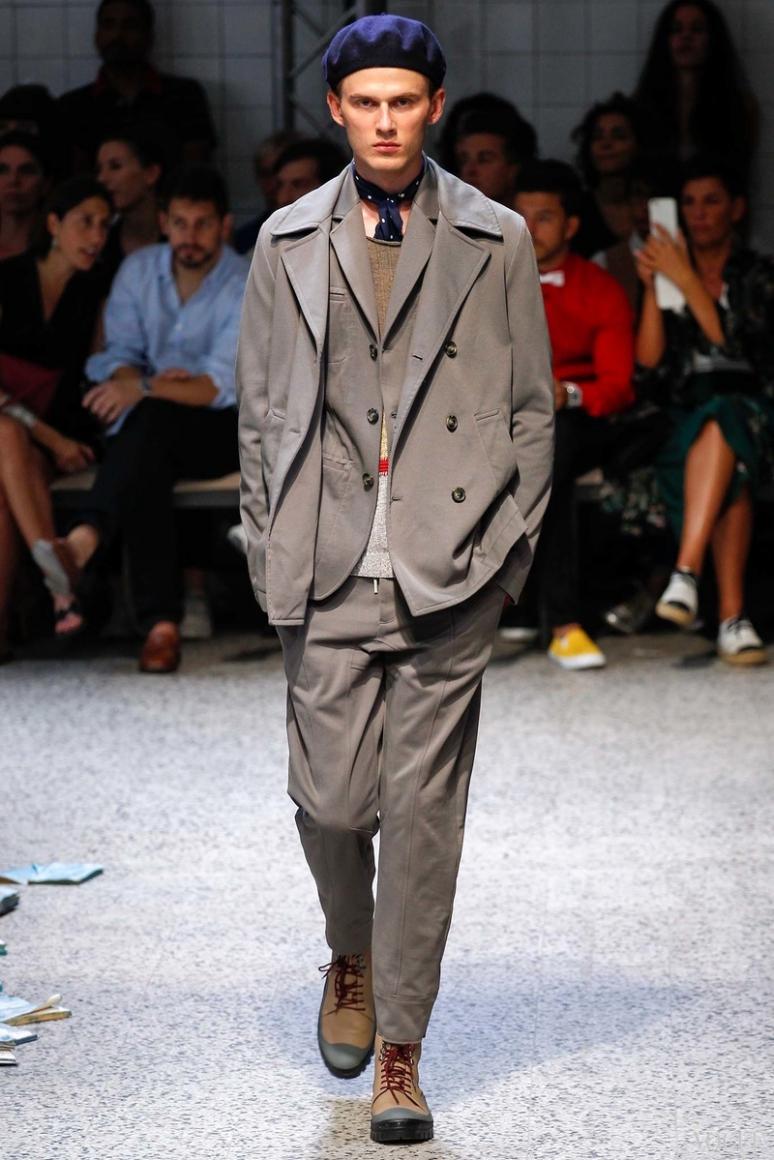 Antonio Marras Menswear весна-лето 2016 #16