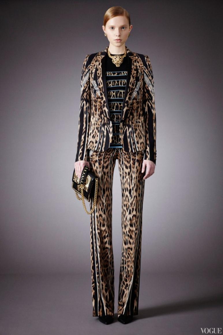 Roberto Cavalli Couture весна-лето 2013 #17