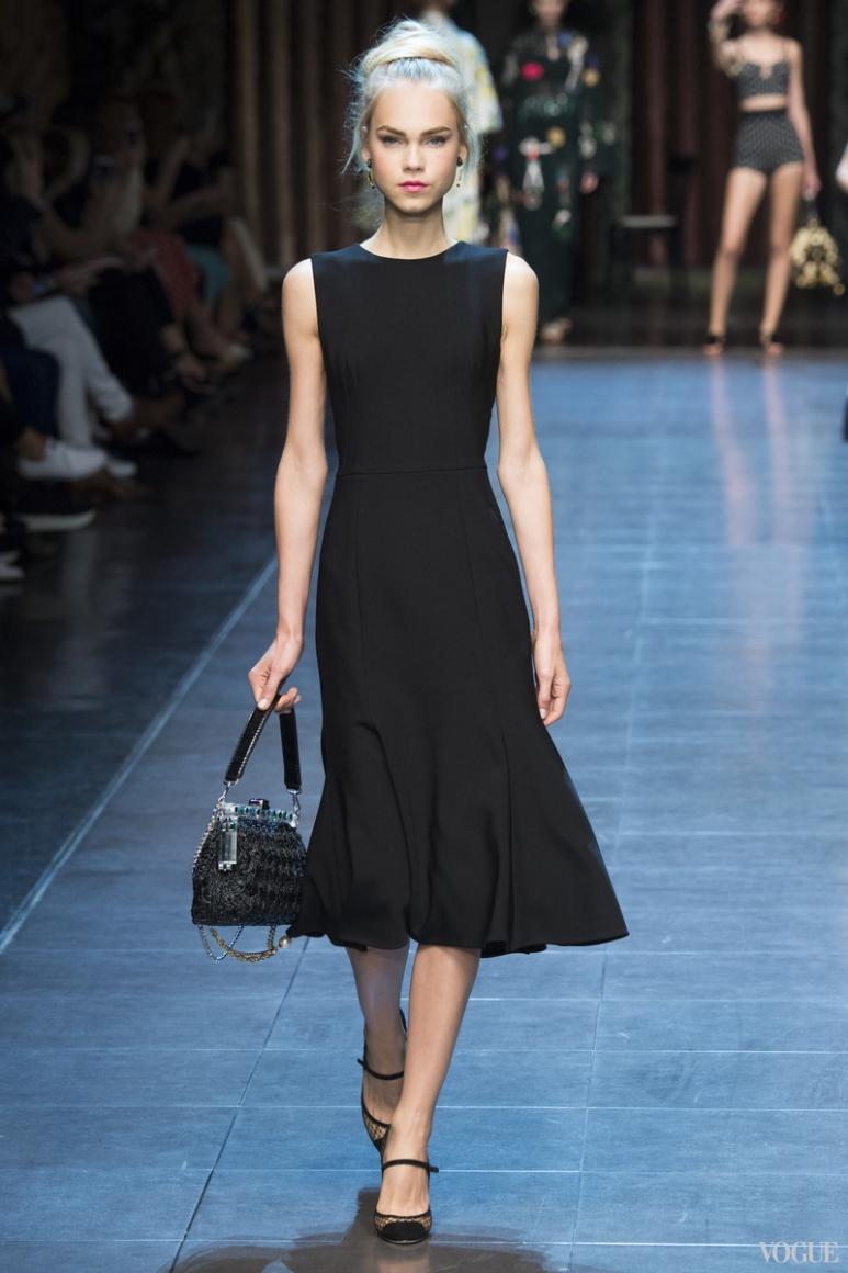 Dolce & Gabbana весна-лето 2016 #84