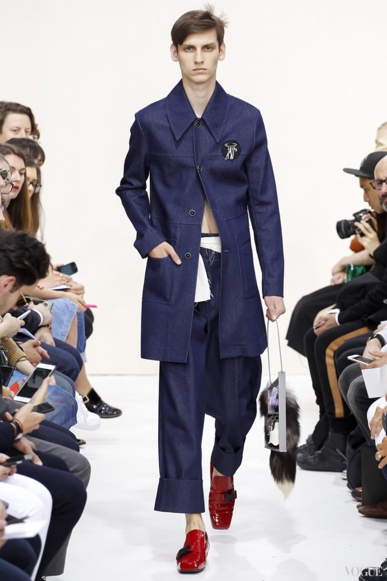 J.W. Anderson Menswear весна-лето 2016 #22