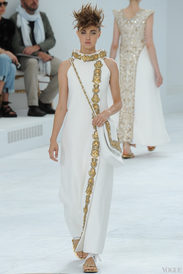Chanel Couture осень-зима 2014/2015 #5