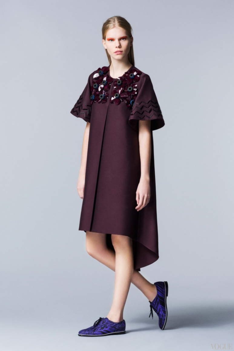 Roksanda Couture весна-лето 2013 #2