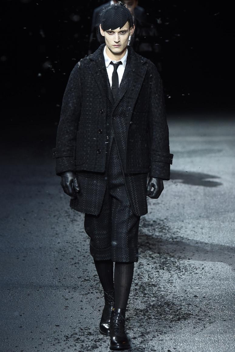 Thom Browne Menswear осень-зима 2015/2016 #41