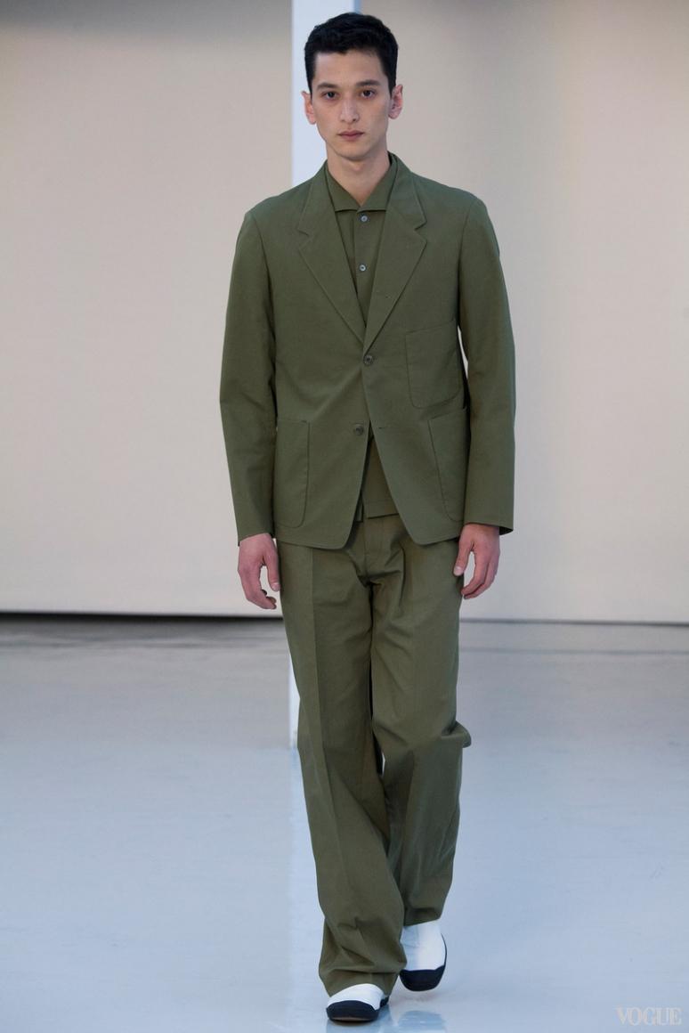 Lemaire Menswear весна-лето 2016 #16