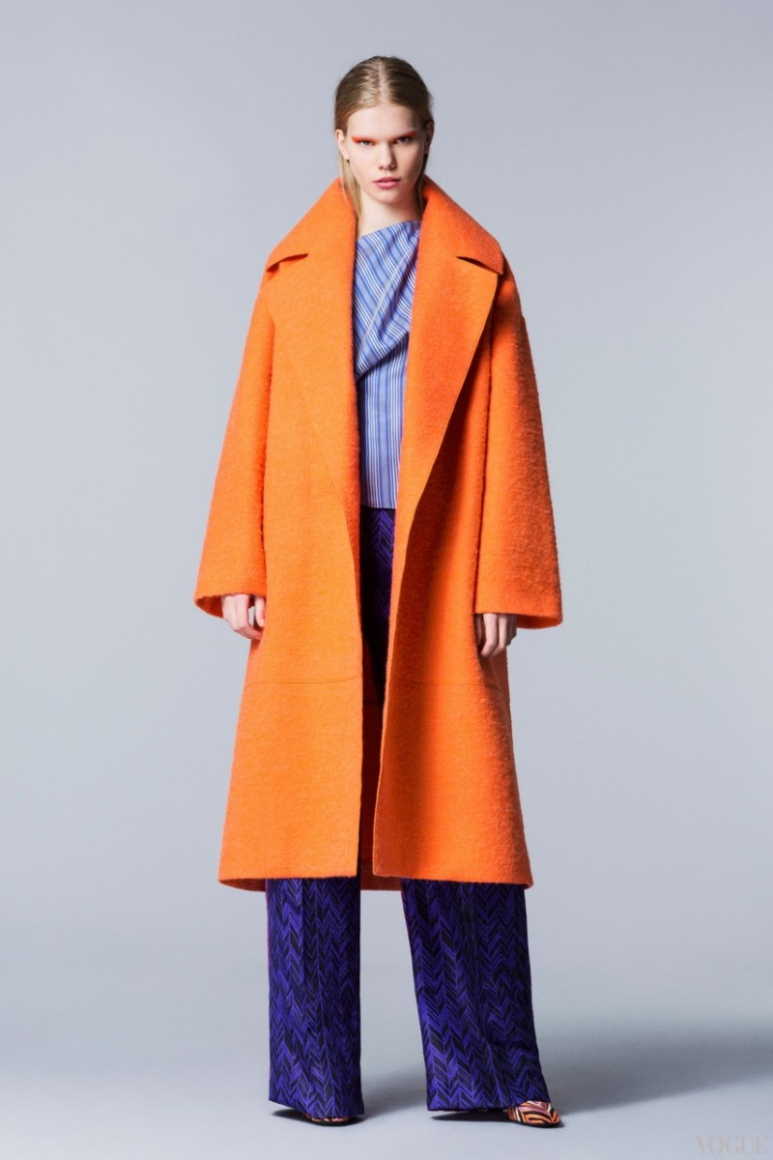 Roksanda Couture весна-лето 2013 #7