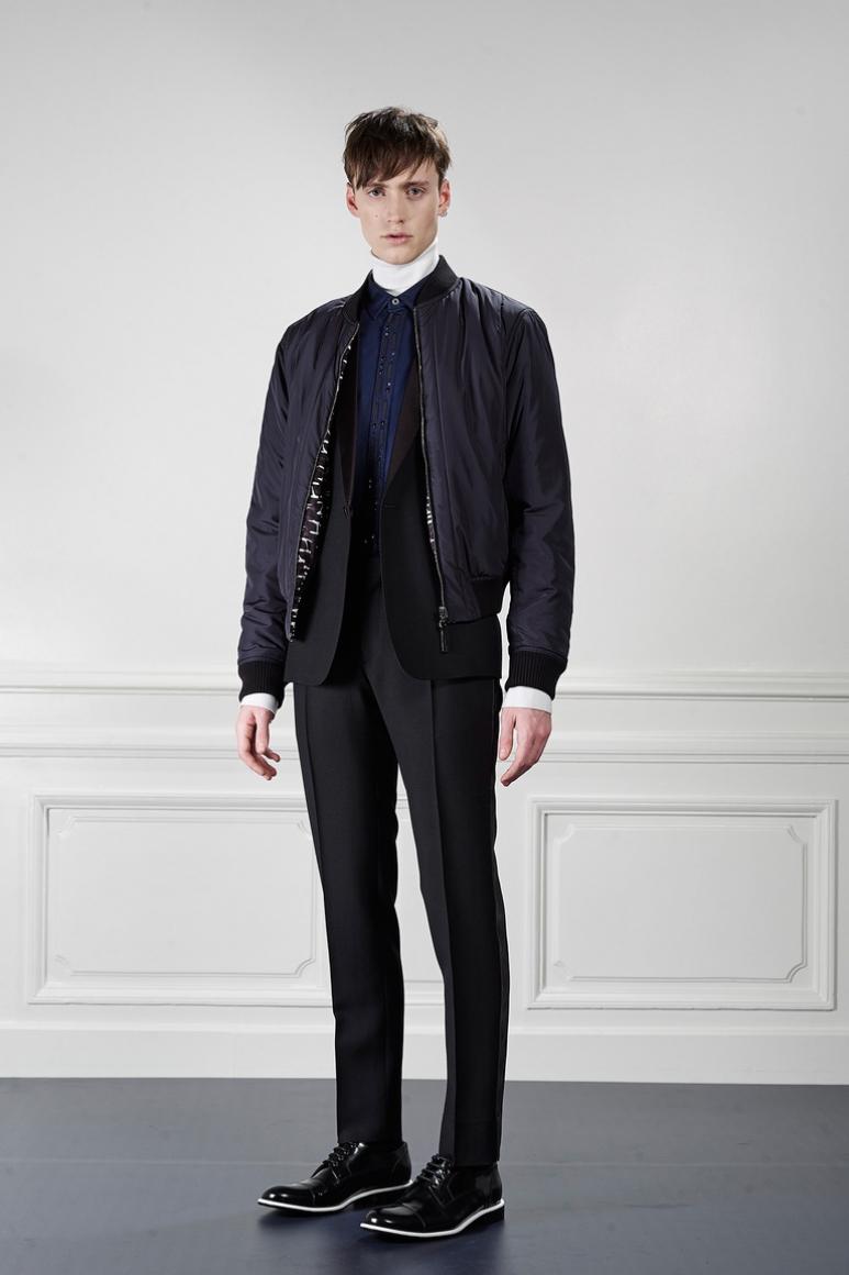 Viktor & Rolf Menswear осень-зима 2015/2016 #5