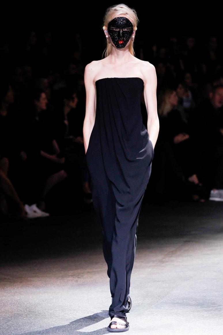 Givenchy весна-лето 2014 #9