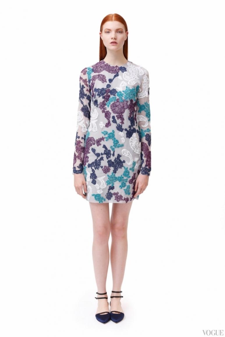 Monique Lhuillier Couture весна-лето 2013 #38