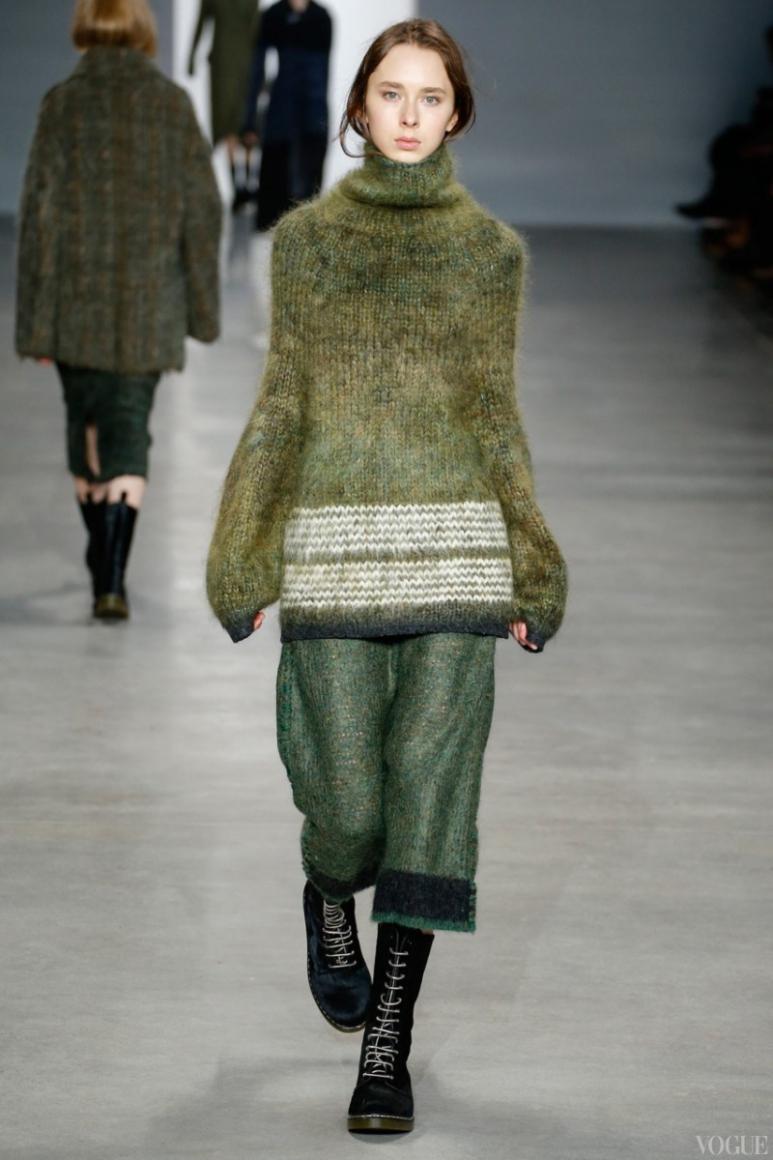 Calvin Klein осень-зима 2014/2015 #11