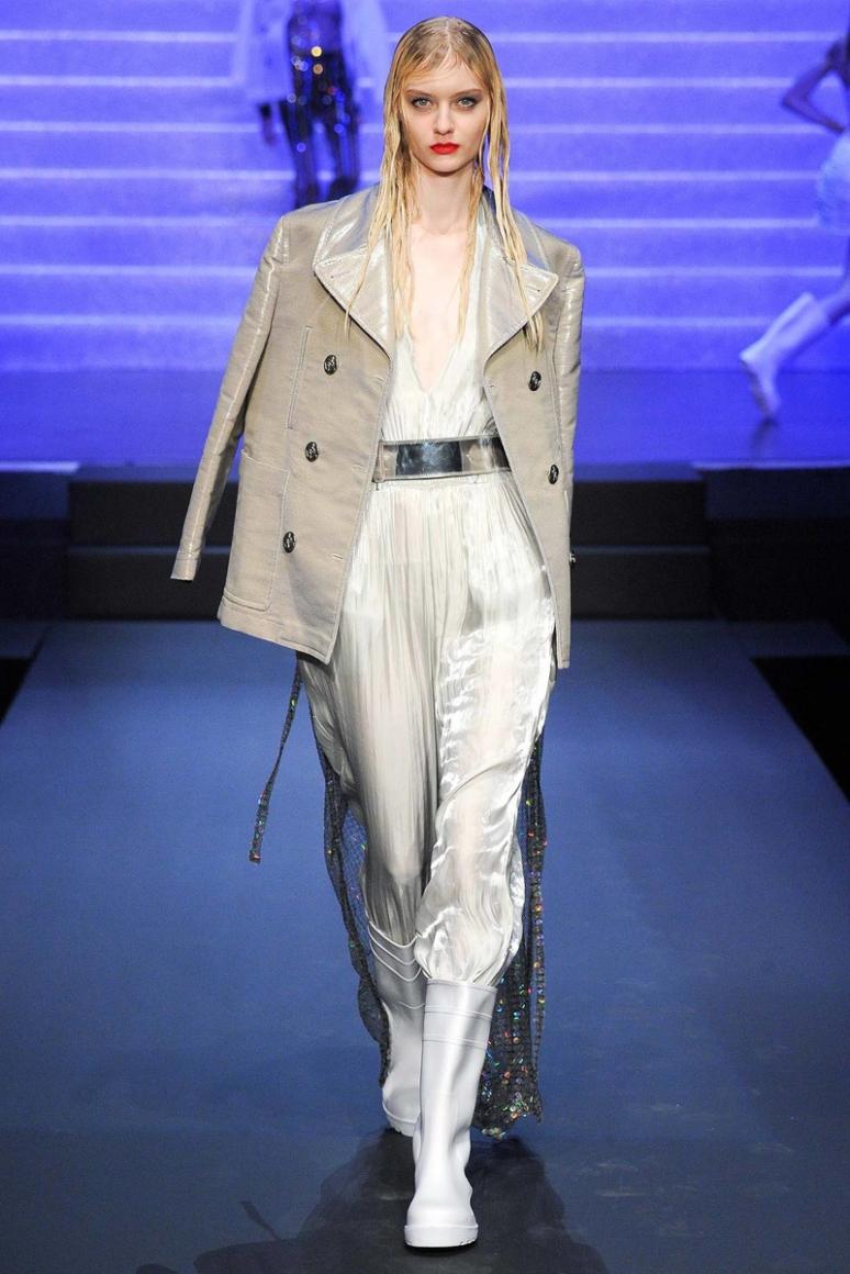 Jean Paul Gaultier весна-лето 2015 #51