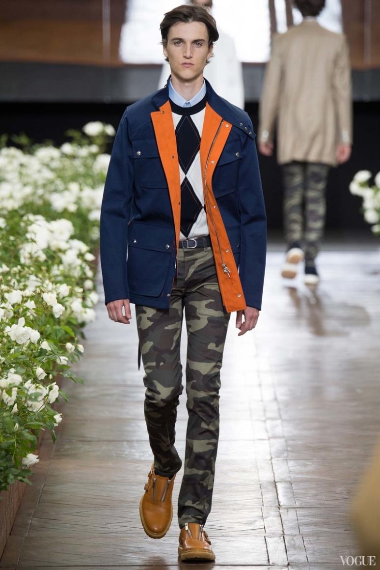Dior Homme Menswear весна-лето 2016 #20