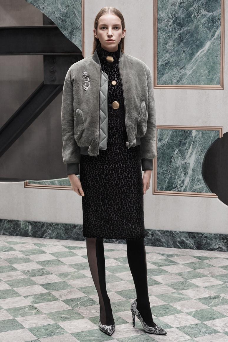 Balenciaga Pre-Fall 2015 #1
