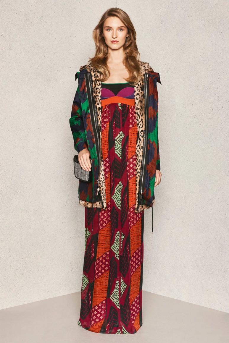 Diane Von Furstenberg Pre-Fall 2015 #17