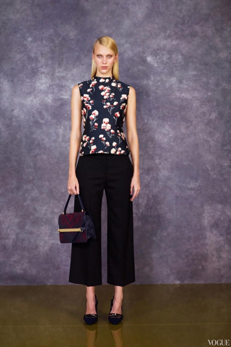 Tory Burch Couture весна-лето 2013 #7