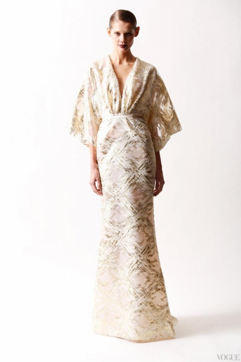 Naeem Khan Couture весна-лето 2013 #13