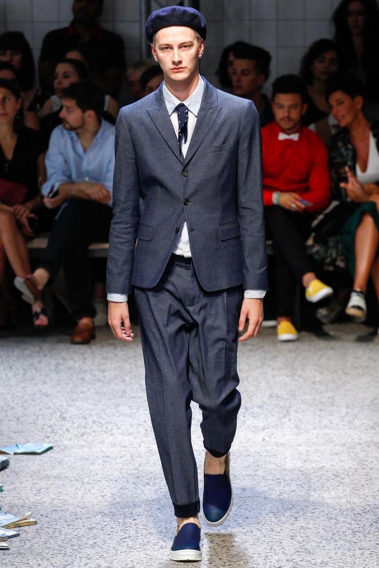 Antonio Marras Menswear весна-лето 2016 #36